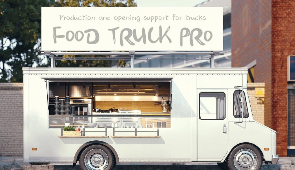 キッチンカーやフードトラックなどの移動販売車の製作|FOODTRUCK PRO since 2006