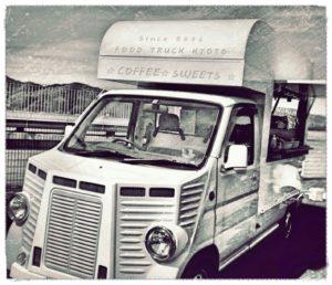 軽トラックのキッチンカー(フードトラック)